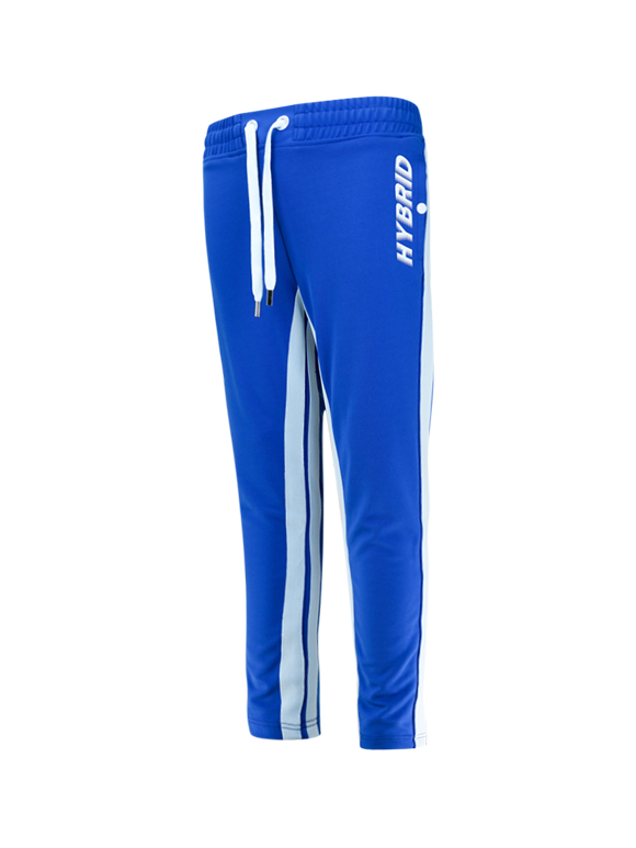 Men's Stripe Jersey Track Pants