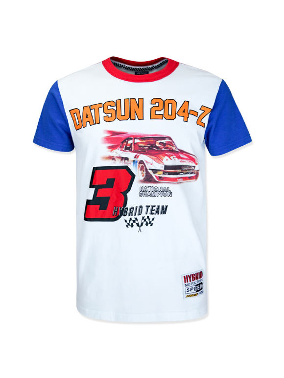 Men's Vintage Racing Style T-Shirt