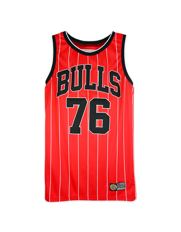 SPORTY BULLS 76 SLEEVELESS DRESS