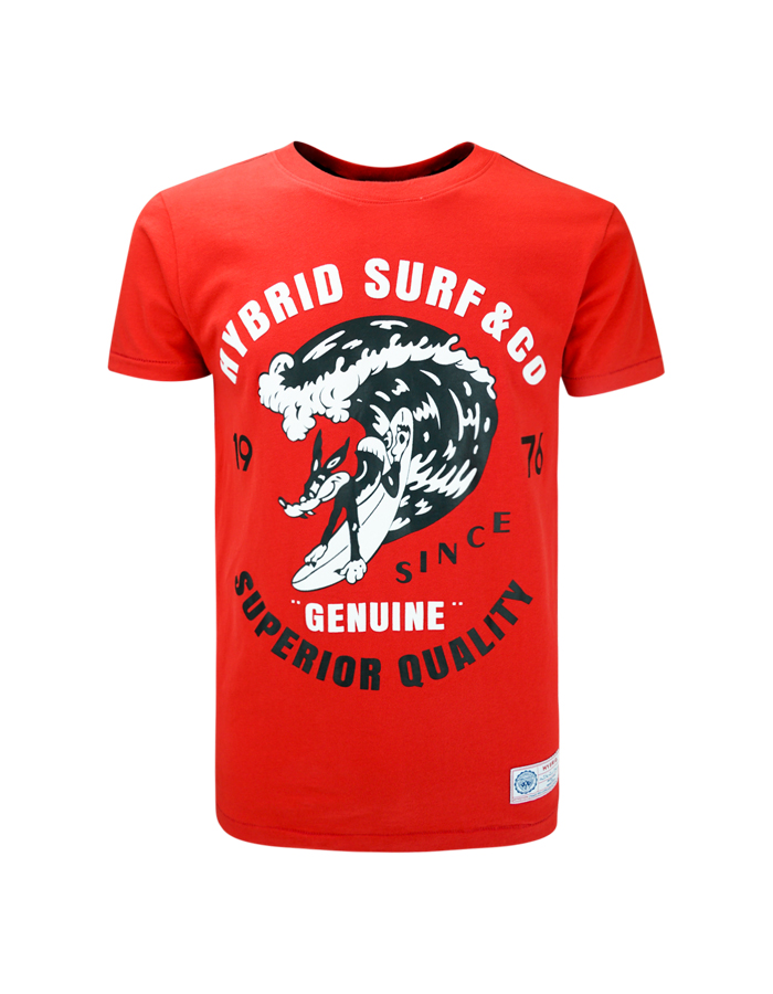 Men's Surf & Co Vintage Style T-Shirt