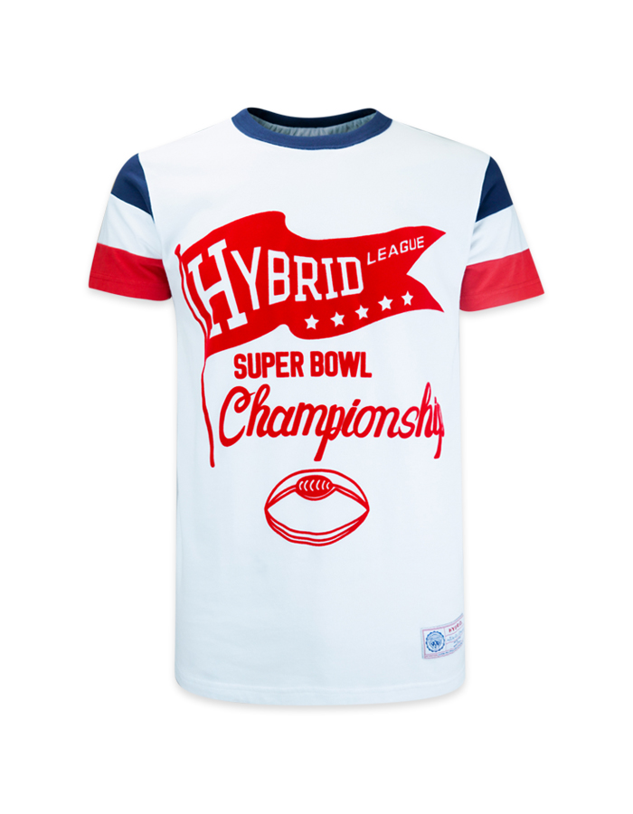 Men's Super Bowl Vintage Screen T-Shirt