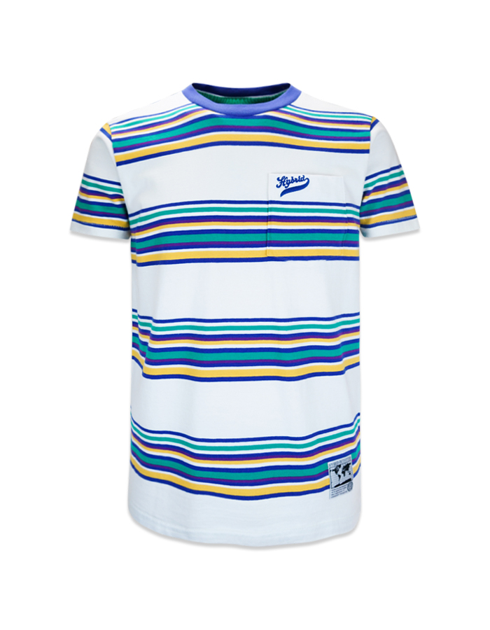 Men's Vintage Strip T-Shirt