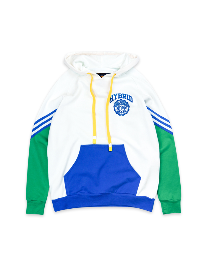 Men's Sport Color Block Hoodie Jacket