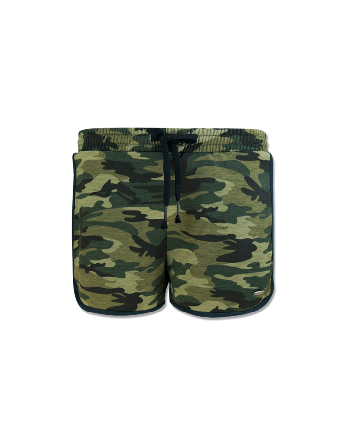 Women's Camouflage Short Pants