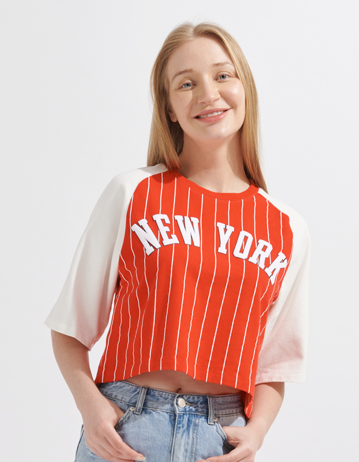 Women's Sporty Crop Top