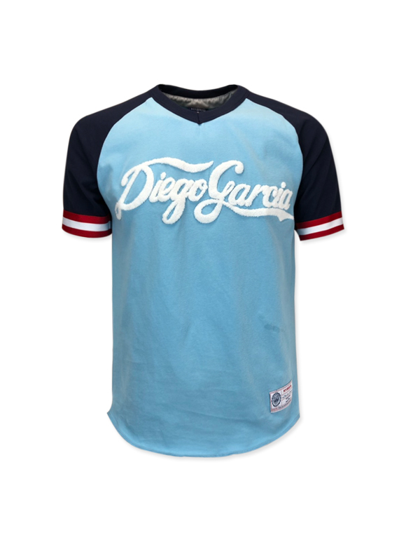 Men's Diego Color Block Vintage T-Shirt