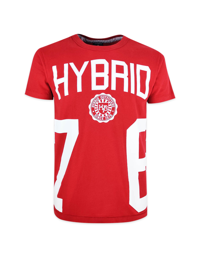 Men's Hybrid Original Logo T-Shirt