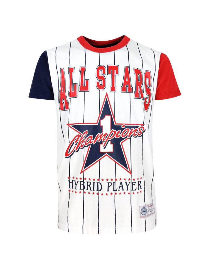 Men's All Star Color Block T-Shirt