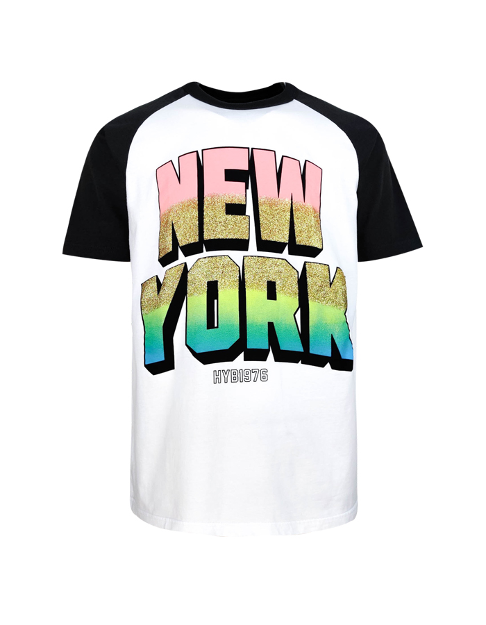 Men's New York Vintage Screen T-Shirt
