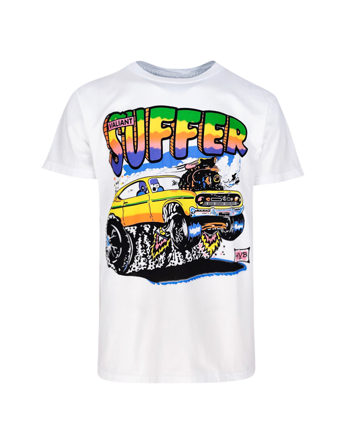 Men's Suffer Vintage Style T-Shirt